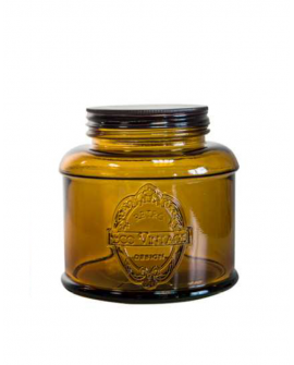 Jar Vintage 25cl orange