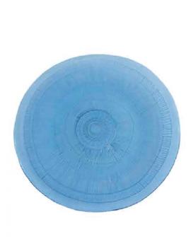 Plato Zenda 32cm azul