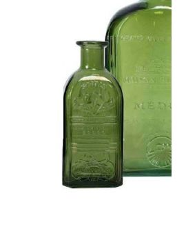 Frasca 900ml T/Corcho verde