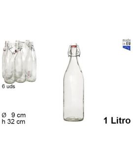 Botella 1L T/Hermetico