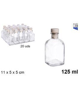 Frasca 125ml t/plástico