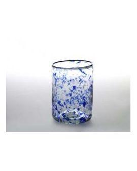 Vaso Azul Aguas Mediano