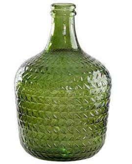 Garrafa 12L Relieve oliva