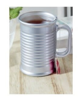 CUP MUG 32CL SILVER