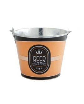 BUCKET BEER YELLOW