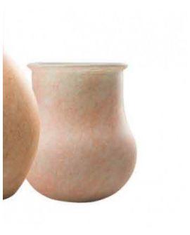 Vase Galua 20cm orange