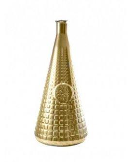 Jarron Mandala 80cm dorado