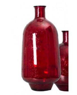 Jarron Bom 60cm rojo