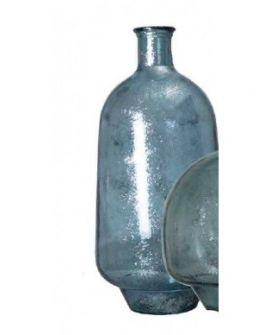 Jarron Bom 60cm azul