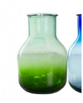 Bottle Wide Mouth 5.5 L green gradient