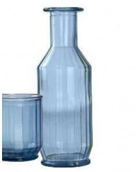 Bottle Strepe 1.150 ml blue