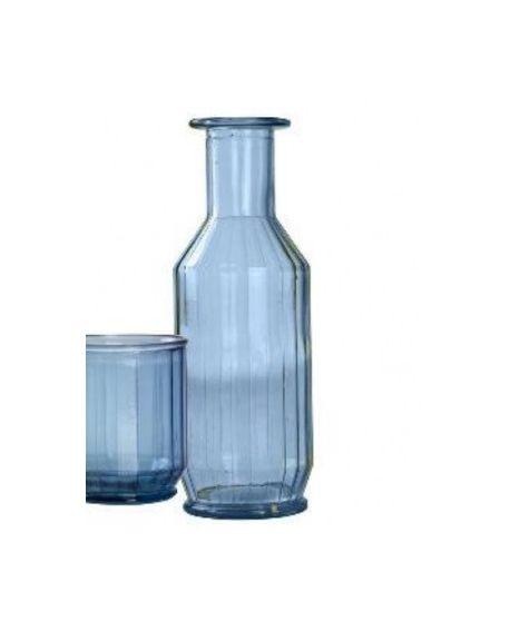 Bottle Strepe 1.150 ml blue