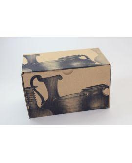 Individual box beer mug