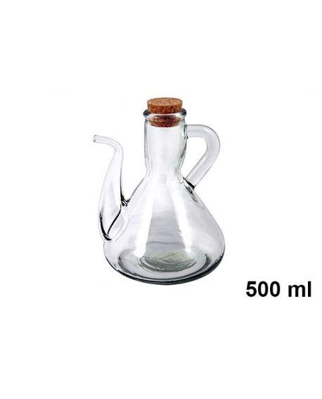 Aceitera 1/2 litro Semi Artesanal