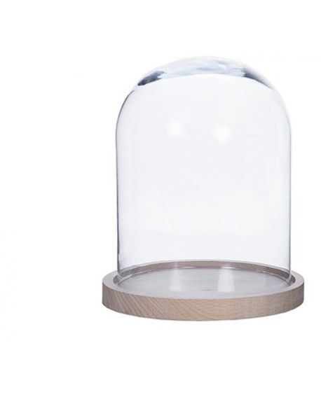 Campana cristal 31cm