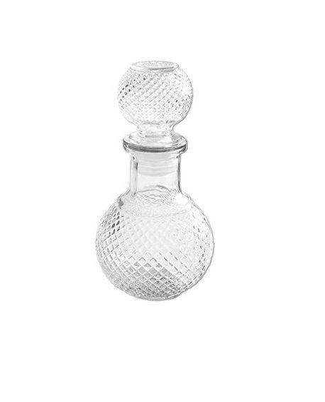 Botella Cristal Licor Cindy 280ml - Set 12 unidades