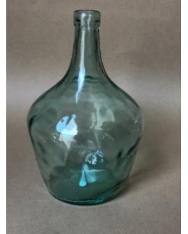 Garrafa 2 Litros Transparente Vidrio Reciclado