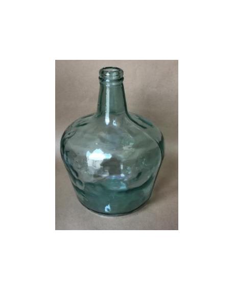 Garrafa Transparente 10 Litros Vidrio Reciclado