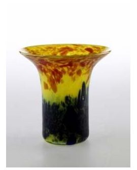 Vase Cylinder Flower Fire