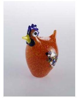 Gallina Naranja