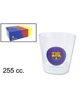 Vaso FCB 25,5cl 1