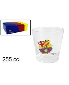 Vaso FCB 25,5cl 2