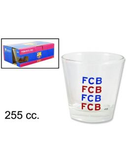 Vaso FCB 25,5cl 4