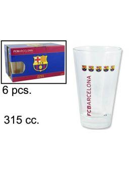 Vaso FCB 31,5cl