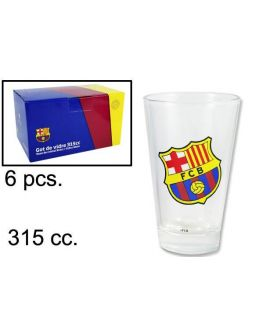 Glass FCB 31,5 cl 2