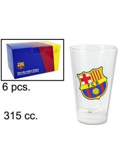 Vaso FCB 31,5cl 2