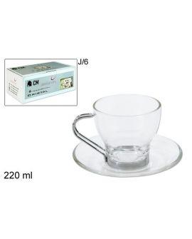 Vaso Café con leche 22CL