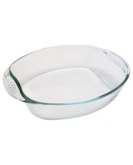 Source Oval Pyrex