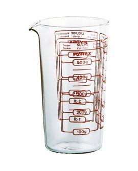 Vaso medidor 0.5L