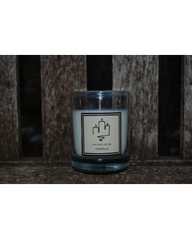 Candle Scented Vanilla 20 cl.
