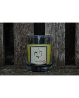 Candle aromatic Lemongrass 20 cl.
