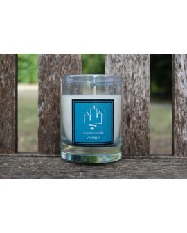 Candle scented Vanilla 30 cl