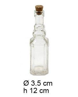 Bottle Square 12 cm