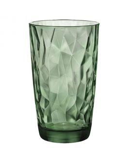 GLASS DIAMOND 47cl GREEN