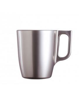 CUP MUG 25CL SILVER