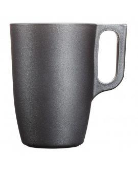 CUP MUG 25CL BLACK