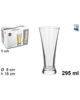 Glass Pilsner 29,5 cl