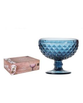 CUP ICE CREAM 38,5 CL BLUE