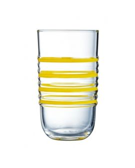Glass Parade 32cl Yellow