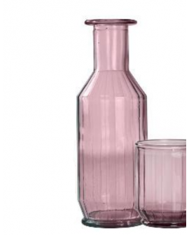 Bottle Strepe 1.150 ml pink