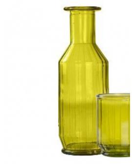 Botella Strepe 1.150ml amarillo