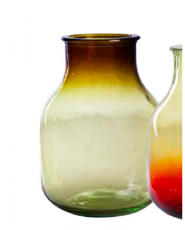 Carafe Wide Mouth 11,5 L brown gradient