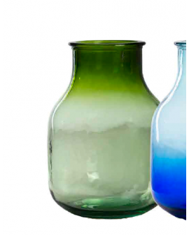 Carafe Wide Mouth 11,5 L green gradient