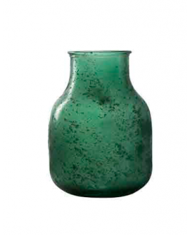 Carafe Wide Mouth 11,5 L green distressed