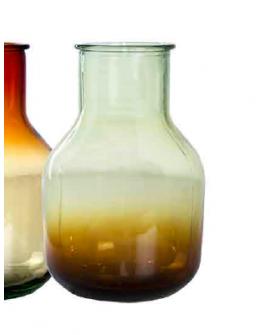 Bottle Wide Mouth 5.5 L brown gradient
