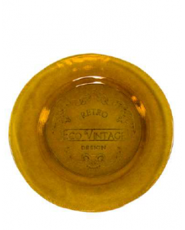 Plato Vintage 32cm naranja